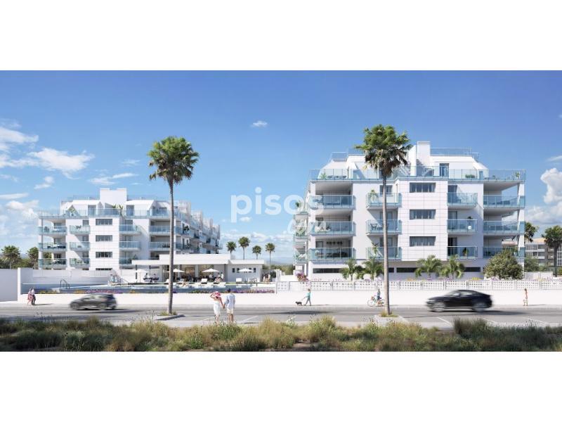 Apartamento en venta en urbanizaci n duna beach en torrox costa por - Venta de apartamentos en torrox costa ...