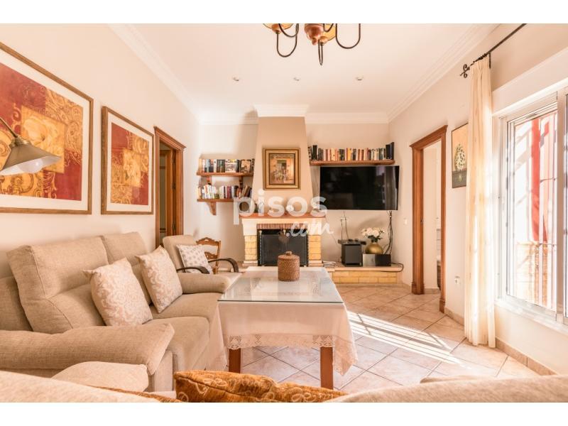 Casa unifamiliar en venta en avenida emilio thuiller en for Casas en ciudad jardin malaga