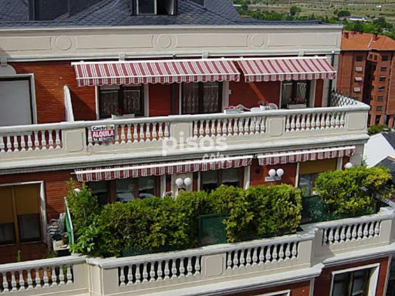 Pisos Y Habitaciones De Alquiler En Ponferrada