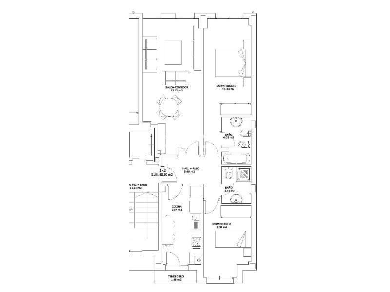 Alquiler de pisos en arroyo de la encomienda for Pisos en la flecha