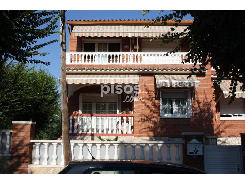 Casa pareada en venta en calle santa esperanza n 1 en - Alquiler casas parets del valles ...