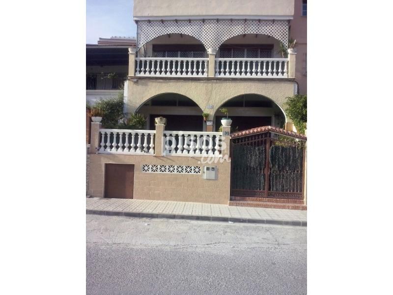 Casa unifamiliar en venta en calle almanzora n 10 en for Casas en ciudad jardin malaga