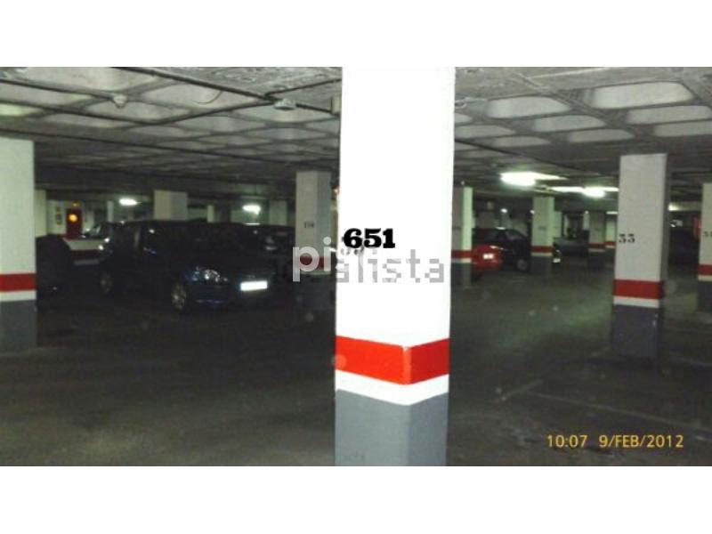 Garaje en alquiler en calle pr ncipes de espa a n 4 en for Pisos parque lisboa