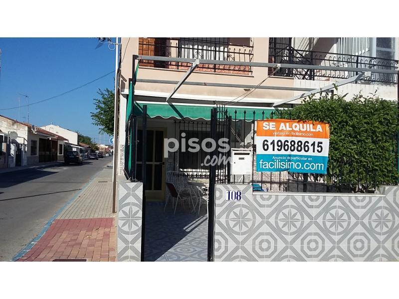 Apartamento en alquiler en calle jeime el conquistador n - Casas de alquiler en san pedro del pinatar particulares ...