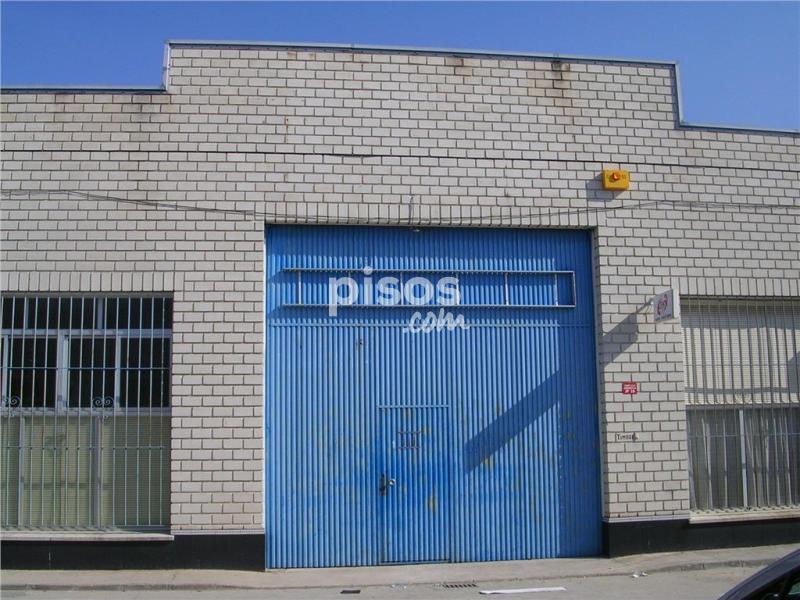Nave industrial en venta en pol gono poligono industrial - Poligono mutilva baja ...
