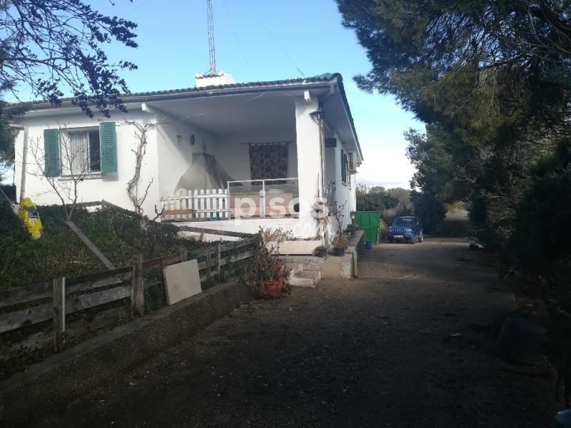 Chalet unifamiliar en venta en calle carril toledano n - Chalets en navalcarnero ...