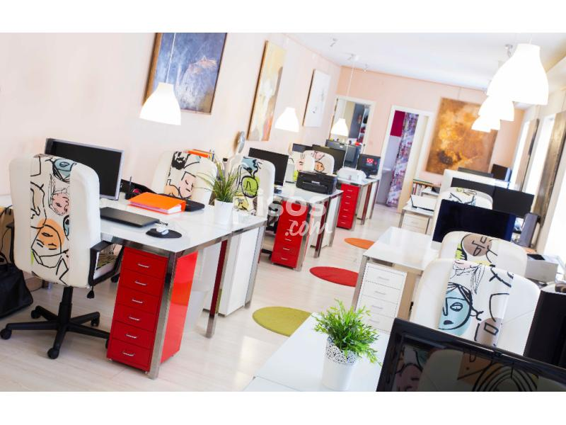 Oficina en alquiler en calle infanta mercedes n 20 en for Alquiler piso cuatro caminos