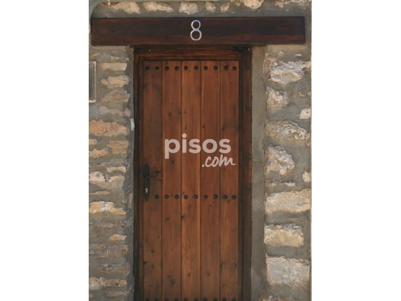 Casa r stica en alquiler en castelvispal for Pisos de alquiler en linares