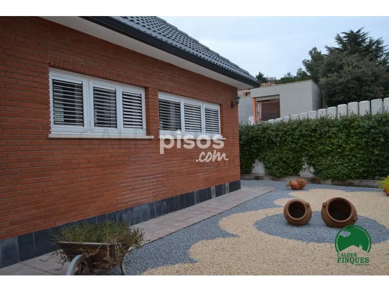 Casa unifamiliar en venta en calle pi negre en caldes de - Pisos en venta en caldes de montbui ...