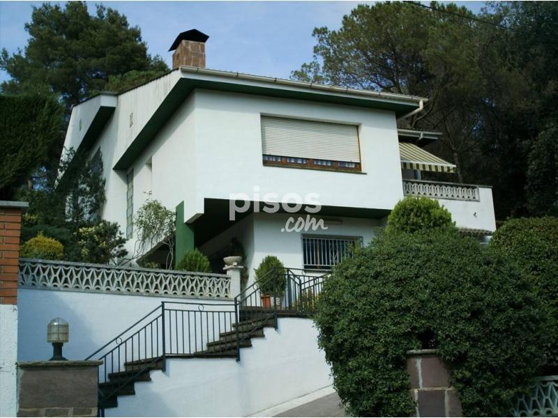 Casa en venta en calle pedrerea parcela 17 urb can - Pisos en venta en caldes de montbui ...