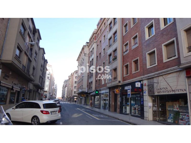 Piso en venta en calle amaya en ensanches zabalguneak for Compartir piso pamplona