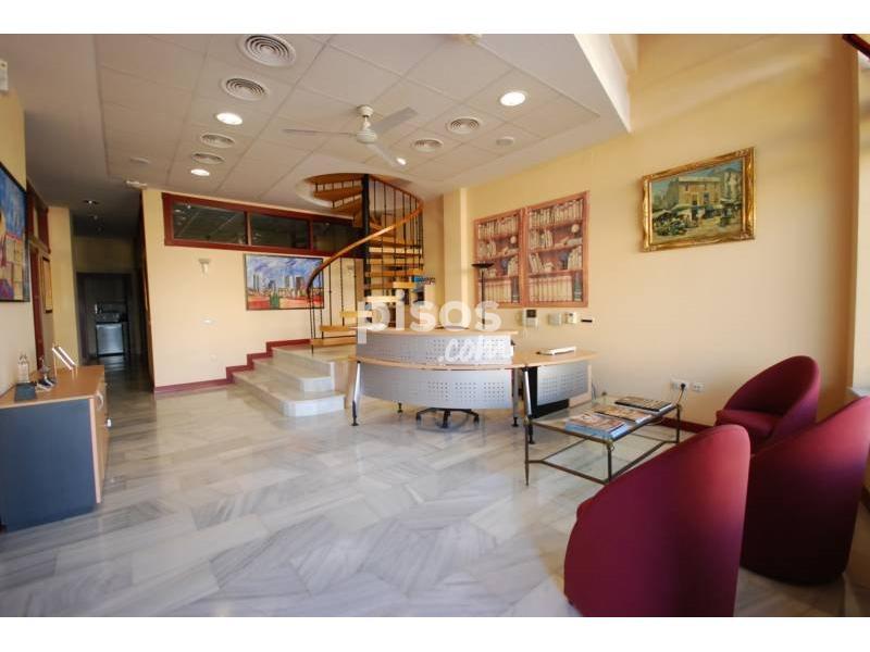 Oficina en alquiler en urbanizaci n guadalmina c c for Oficinas para alquilar