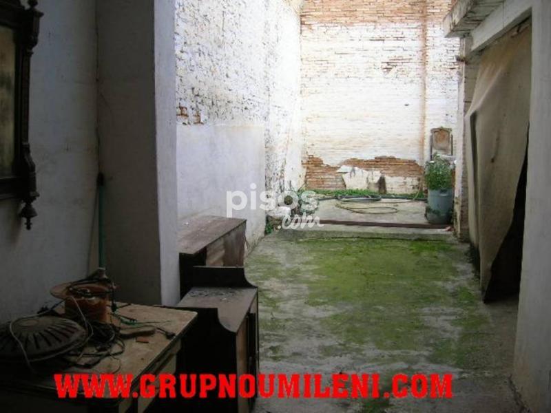 Casa en venta en centro planta baja en albal por - Casas en albal ...