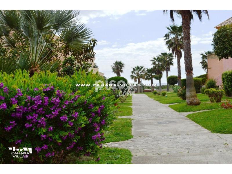 Casa adosada en venta en calle urbanizaci n jardines de zahara en atlanterra por - Jardines de zahara ...