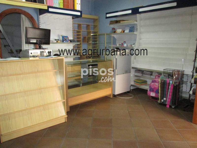 Local comercial en alquiler en la posta en zona ronda de for Pisos alquiler motril