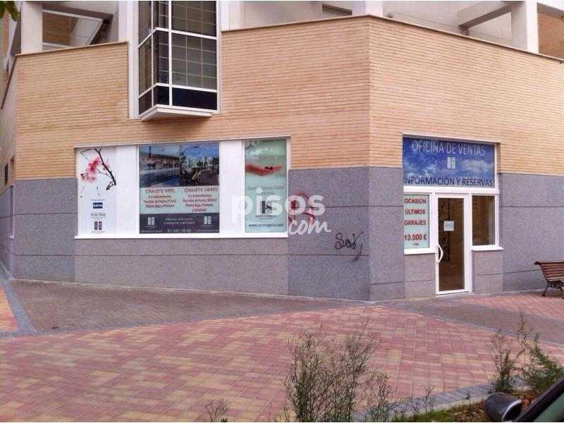 Local comercial en alquiler en avenida ensanche de vallecas en ensanche de vallecas valdecarros - Pisos de alquiler vallecas ...