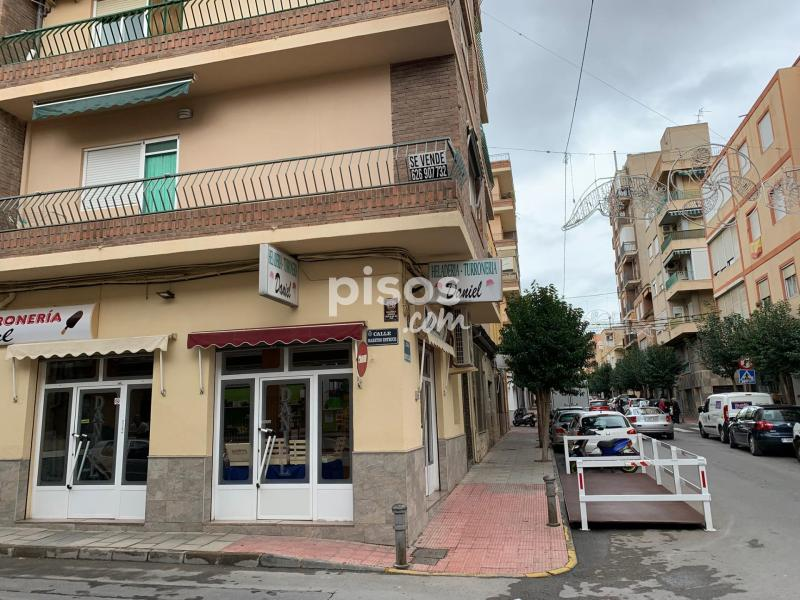 Piso en venta en Carrer de Pablo Iglesias, nº 101 en Elda ...