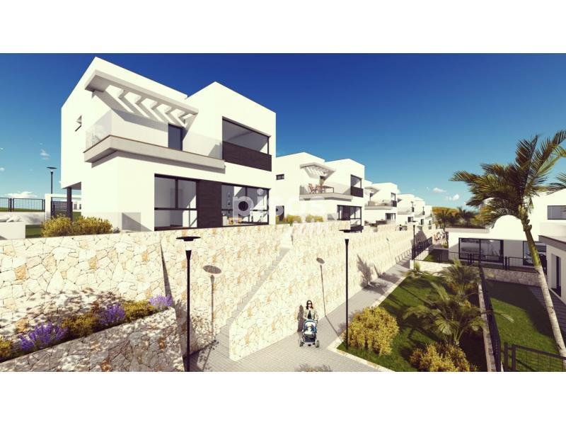 Avenida madrid en urbanizaciones balc de finestrat terra for Oficinas solvia madrid